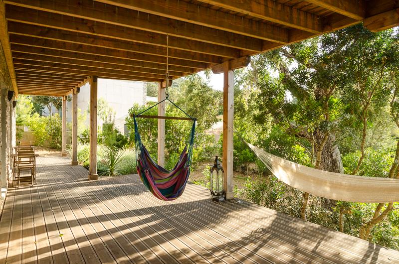 Location Particulier Corse-Sud Pinarello Terrasse Rez de Jardin