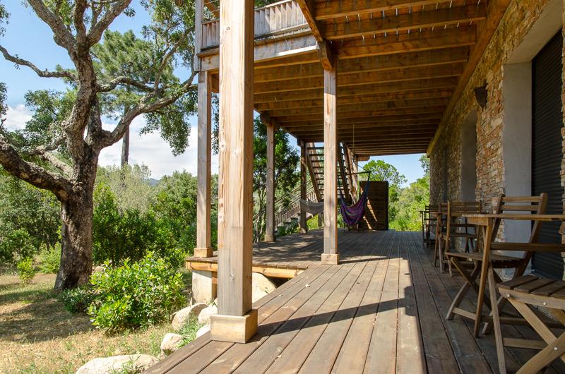 Rez de jardin terrasse villa casasou for Jardin principal location