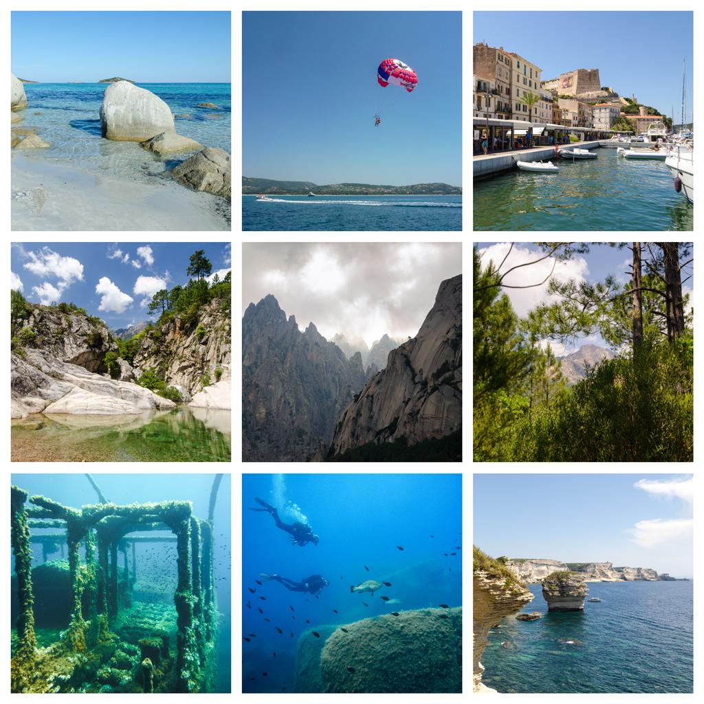 Activites Sud Corse