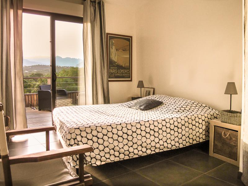 Location Villa Maison Corse-Sud Pinarello