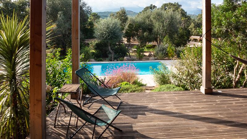 Villa Casasou Rez de Jardin avec piscine